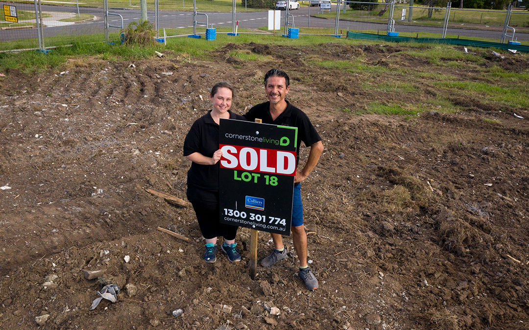 'Rare' blocks snapped up in Coopers Plains at Cornerstone Living