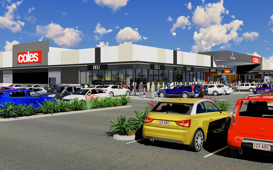 Karalee Shopping Village expansion on track & nearing completion