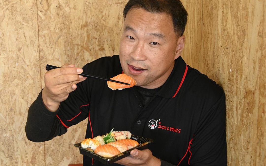 Wilsonton Shopping Centre Welcomes 'Oh Sushi And Bowls'