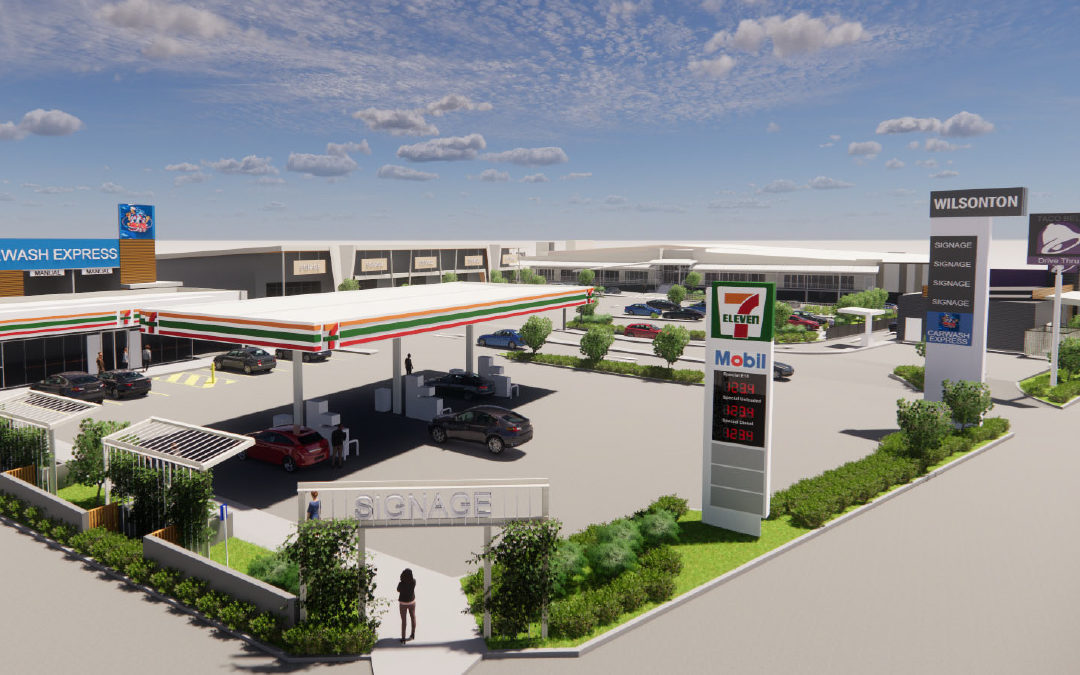 Wilsonton Shopping Centre to welcome 7 Eleven & Taco Bell