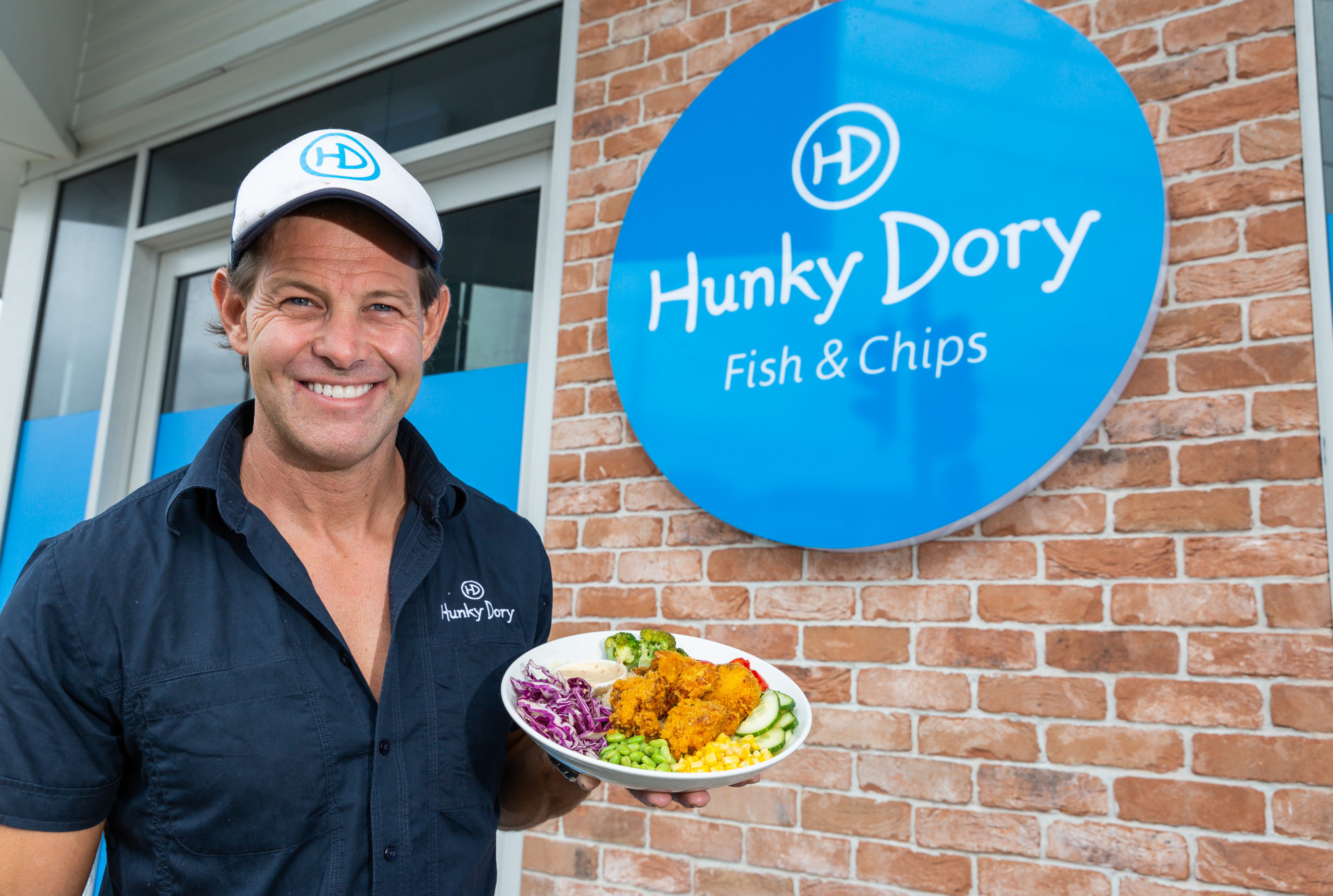 Palm Beach Fish And Chips Shop Is Hunky Dory