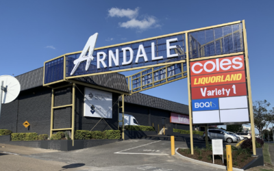 Arndale Shopping Centre Nearing Completion Following $15m Refurb
